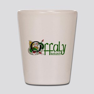 County Offaly Shot Glass
